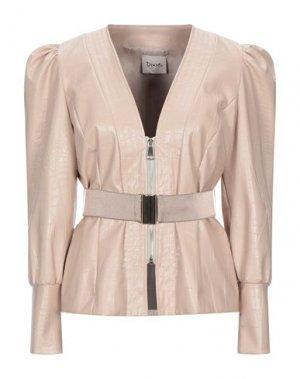 Куртка DIXIE. Цвет: розовый