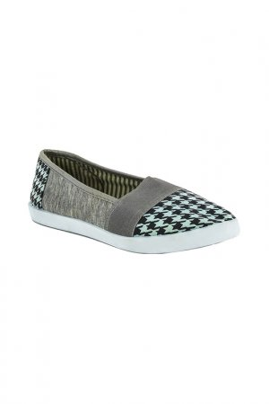 Прогулочная обувь HCS. Цвет: серый, голубой