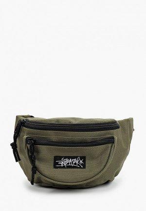 Сумка поясная Anteater waist.bag-haki. Цвет: хаки