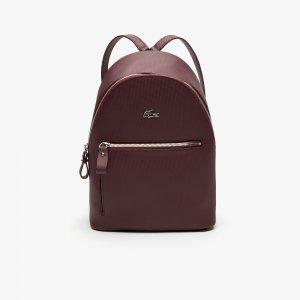 Рюкзак DAILY CLASSIC Lacoste. Цвет: красный