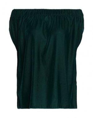 Юбка до колена BAILEY 44. Цвет: зеленый
