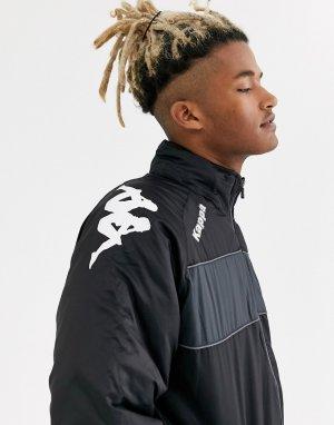 Куртка на молнии -Черный Kappa