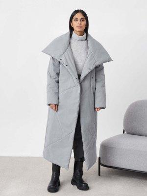 Куртка Владивосток утепленная GATE31. Цвет: серый