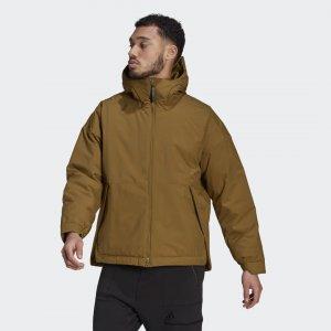 Утепленная куртка Urban Performance adidas. Цвет: none