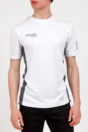 Рубашка-поло GAASTRA PRO. Цвет: белый