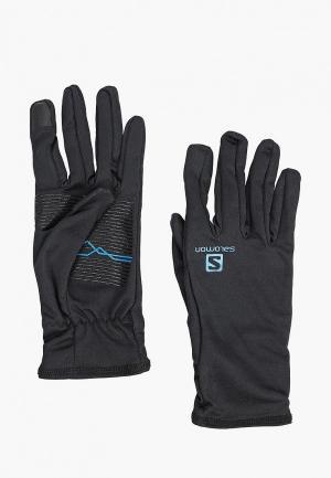 Перчатки Salomon SENSE PRO GLOVE U. Цвет: черный