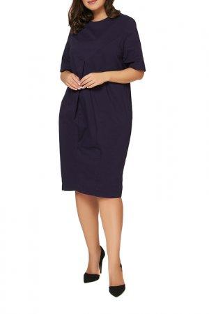 Платье OLSI. Цвет: фиолетовый