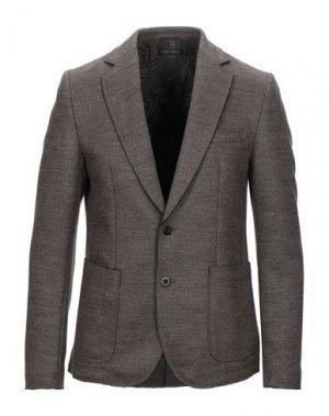 Пиджак ANTONY MORATO. Цвет: голубиный серый