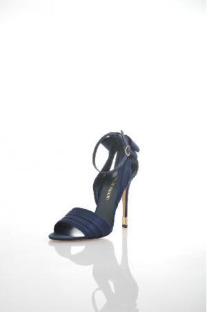 Туфли GERARDINA DI MAGGIO. Цвет: синий