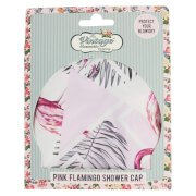 Шапочка для душа Shower Cap — Flamingo The Vintage Cosmetic Company