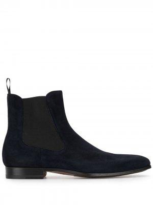 Ботинки челси Magnanni. Цвет: синий