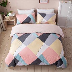 Комплект постельного белья без наполнителя SHEIN. Цвет: многоцветный