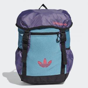 Рюкзак Premium Toploader Originals adidas. Цвет: фиолетовый