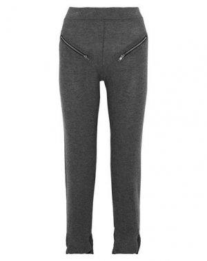 Повседневные брюки LNA. Цвет: серый