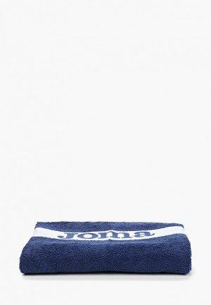 Полотенце Joma. Цвет: синий