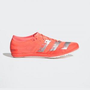 Шиповки для легкой атлетики adizero Ambition Performance adidas. Цвет: белый