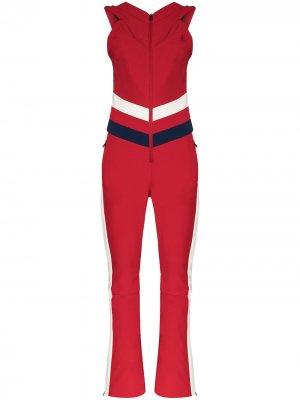 Лыжный костюм Fly High Perfect Moment. Цвет: красный