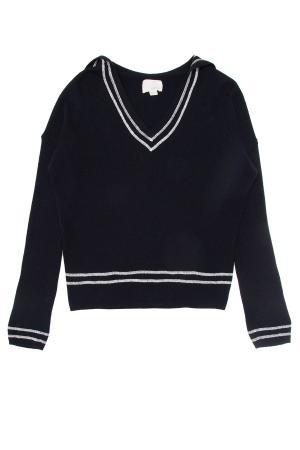 Пуловер BAND OF OUTSIDERS. Цвет: черный