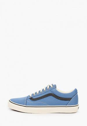 Кеды Vans UA OLD SKOOL (EARTH). Цвет: синий
