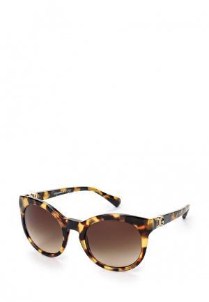 Очки солнцезащитные Dolce&Gabbana DG4279 512/13. Цвет: разноцветный