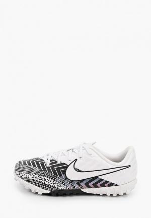 Шиповки Nike JR VAPOR 13 ACADEMY MDS TF. Цвет: белый