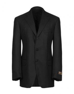 Пиджак JASPER REED. Цвет: черный