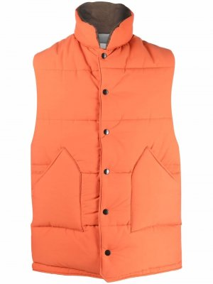 Жилет Osaka Rain System® Mackintosh. Цвет: orange