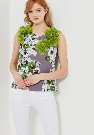 Блуза Lolita Shonidi. Цвет: разноцветный