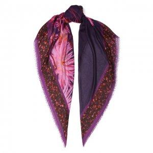 Платок Dries Van Noten. Цвет: фиолетовый