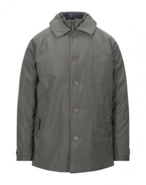 Куртка HENRI LLOYD. Цвет: зеленый-милитари