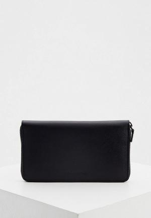 Кошелек Karl Lagerfeld. Цвет: черный