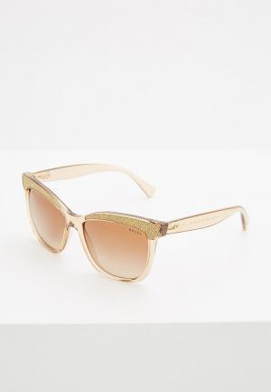 Очки солнцезащитные Ralph Lauren RA5235 168813. Цвет: коричневый