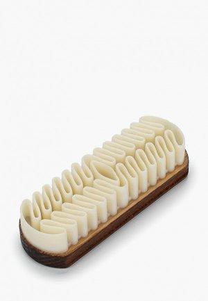 Щетка для обуви Collonil. Цвет: коричневый