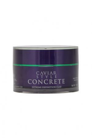 Дефинирующая глина для волос Caviar Style Concrete 52ml Alterna. Цвет: multicolor