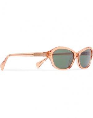 Солнечные очки SUN BUDDIES. Цвет: оранжевый