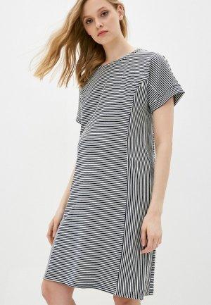 Платье Gap Maternity. Цвет: синий