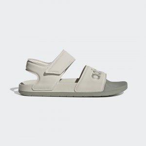 Сандалии Adilette Performance adidas. Цвет: серый