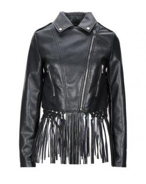 Куртка GLAMOROUS. Цвет: черный