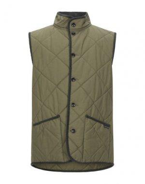 Куртка LAVENHAM. Цвет: зеленый-милитари