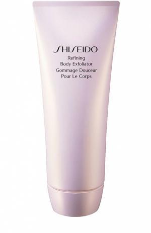 Скраб для тела Shiseido. Цвет: бесцветный