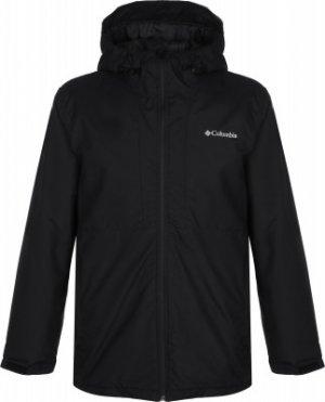 Куртка утепленная мужская Timberturner™, размер 50-52 Columbia. Цвет: черный