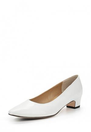 Туфли Vaneli Astyr-white. Цвет: белый