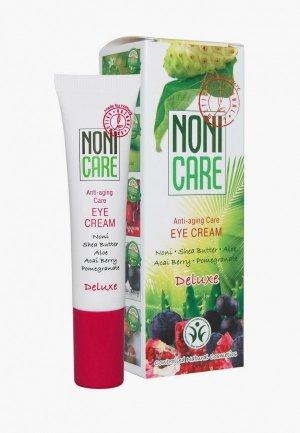Крем для кожи вокруг глаз Nonicare омолаживающий Eye Cream 15 мл. Цвет: белый