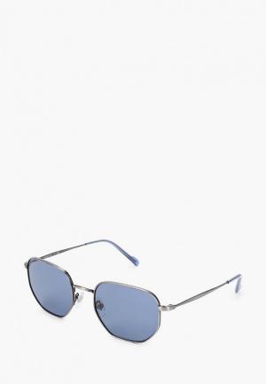Очки солнцезащитные Vogue® Eyewear VO4186S 513680. Цвет: серебряный