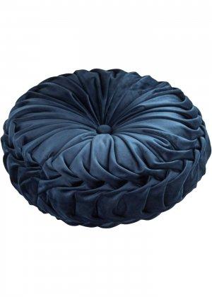 Подушка декоративная bonprix. Цвет: синий
