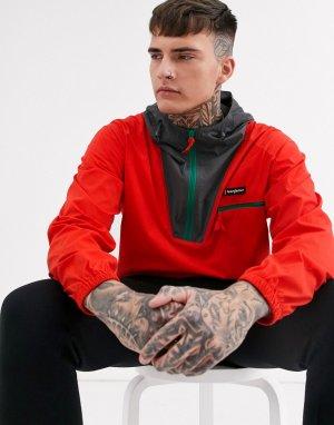 Красная куртка Wind Shirt 90-Красный Berghaus