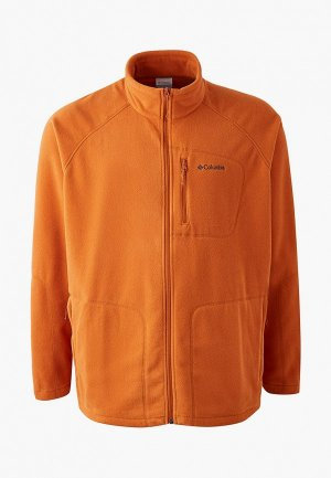 Олимпийка Columbia Fast Trek™ II Full Zip Fleece. Цвет: оранжевый