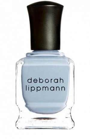 Лак для ногтей Blue Orchid Deborah Lippmann. Цвет: бесцветный