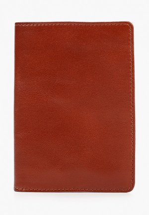 Обложка для паспорта Kofr. Цвет: коричневый