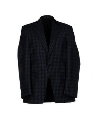 Пиджак E. TAUTZ. Цвет: темно-синий